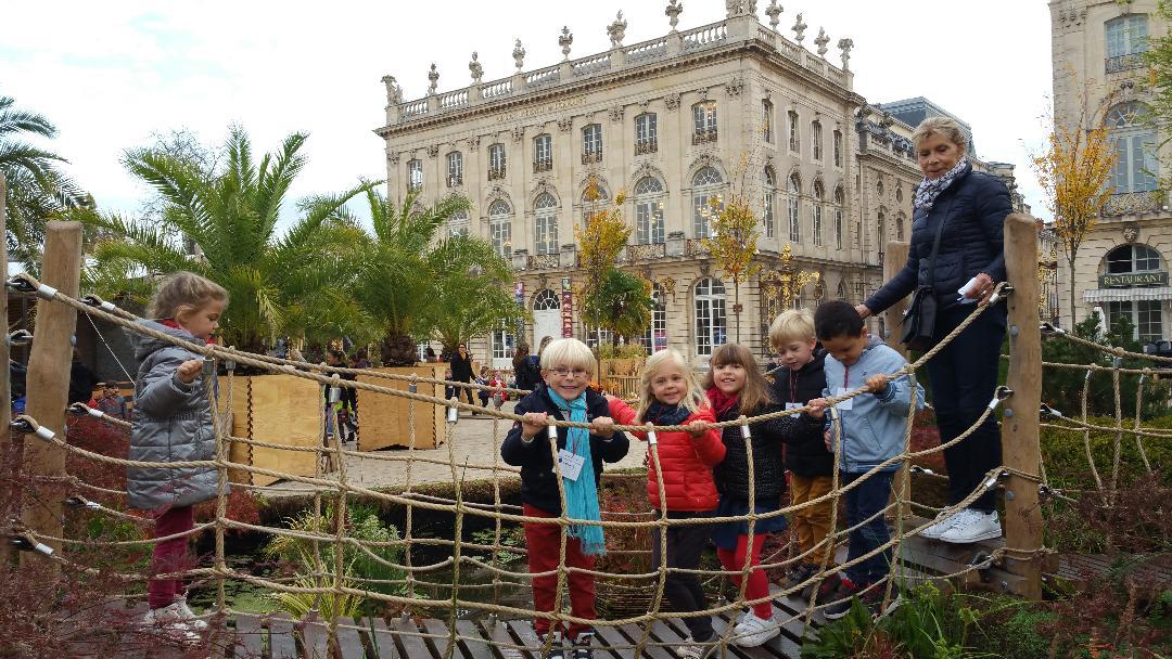 IMAJ participe cette année au célèbre Jardins Éphémères à Nancy
